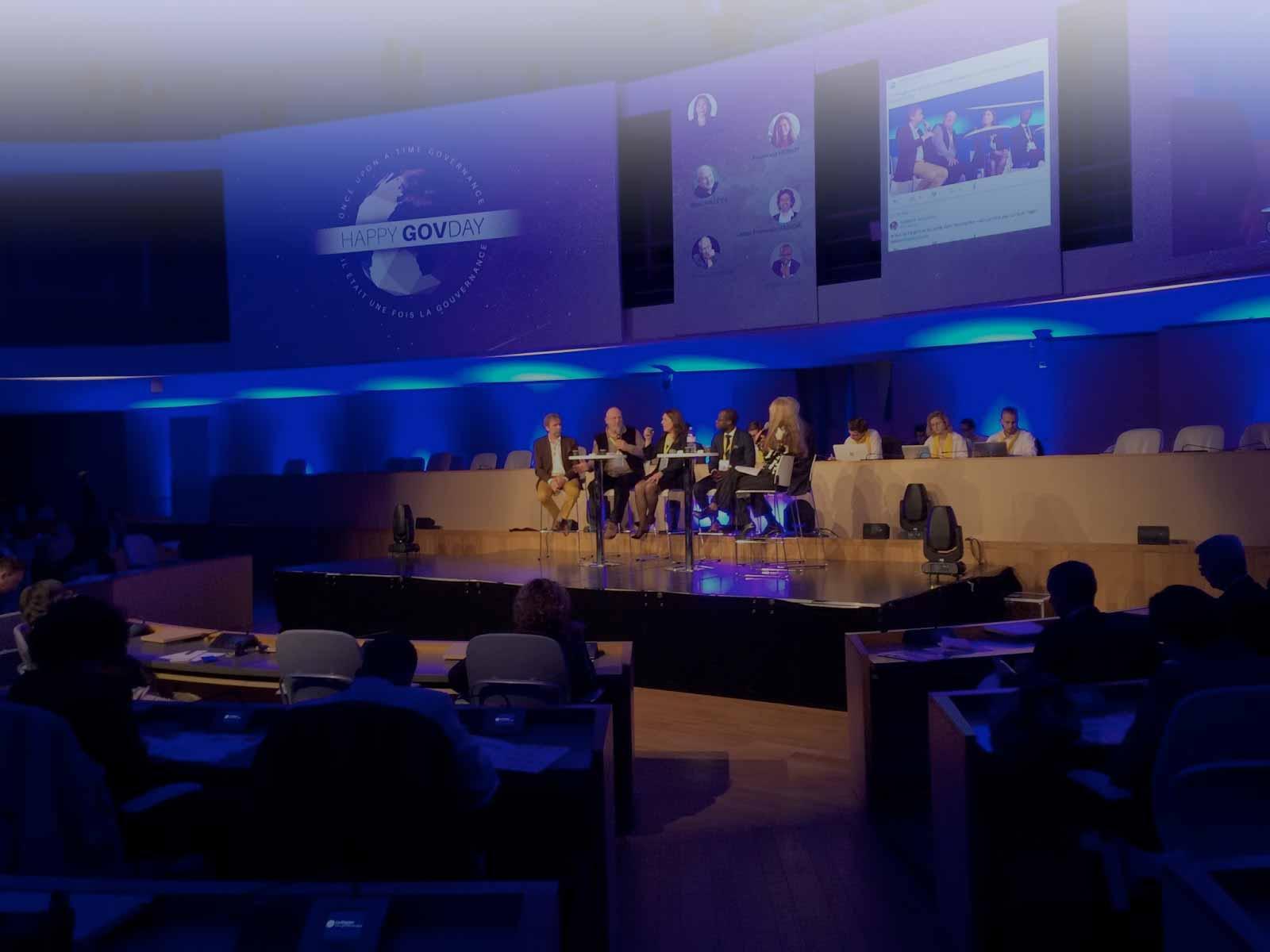 2ème Sommet International </br>de la Gouvernance