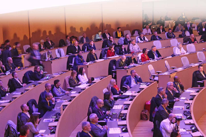 Le Sommet International </br>de la Gouvernance Responsable </br>et Durable